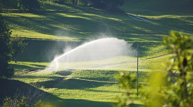 Irrigazione a goccia, Tubazioni, Irrigazione per aspersione per l'Agricoltura e Residenziale,